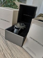 EMPORIO ARMANI Chronograph Watch AR