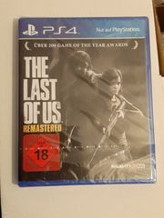 PS4 The Last Of Us -