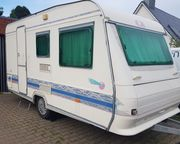 Wohnwagen Adria 390 DS mit