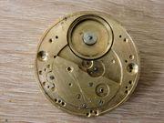 Schlüssel Taschenuhrwerk defekt