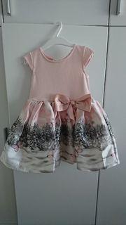 festliches Mädchenkleid Gr 92