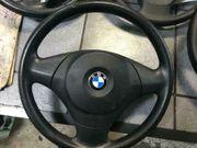 BMW E87 Lenkrad komplett