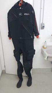 Waterproof Trockentauchanzug D7 PRO ISS