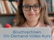 Mathematik Bruchrechnen mit Lernvideos - als