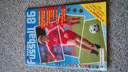 Panini Fußball Sammelalbum Bundesliga 1986 -