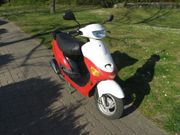 Rentner Moped-Roller Rex 450