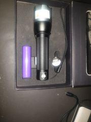 Taschenlampe Engelbert und Strauß 814Lumen