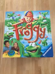 Froggy - Kinderspiel von Ravensburger 4-8