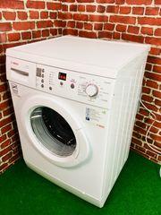 Eine super Waschmaschine von Bosch