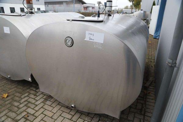 Milchtank Wassertank - Mueller O-1125 - 4500 Liter