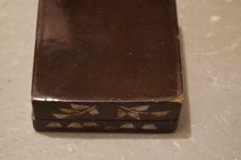 Schatulle Box Perlmutt Lack Vintage: Kleinanzeigen aus Ludwigsburg Mitte - Rubrik Kunst, Gemälde, Plastik