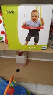 Verkaufe Babyjumper für Türzarke