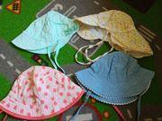 Baby Sonnenhut Set 43-45cm