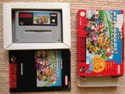 Super Nintendo Spiele - Super Mario