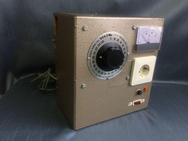Transformator VOLTAC Type BP-5NW 500VA