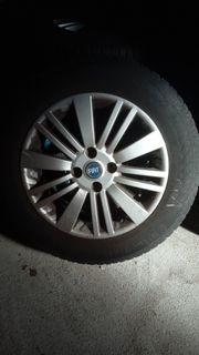 Sommerkompletträder Reifen Punto Alu
