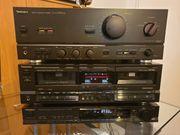 Technics Hi-Fi Stereo Anlage