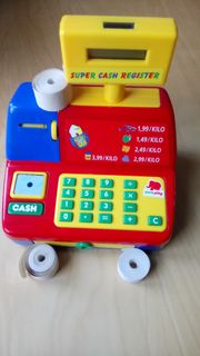 Super Cash Register von Europlay