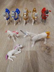 Playmobil Einhorn Tiere Set 7