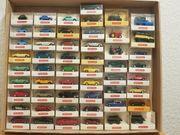 Wiking H0 Sammlungsauflösung 57 Autos