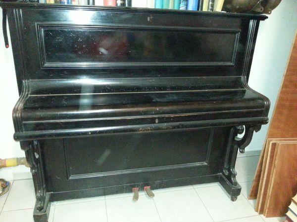 Klavier als Deko