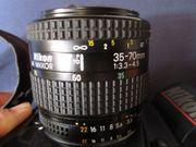 tolle Nikon Spiegelreflex-Kameraschnäppchen
