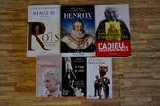 Biographies en français -4EUR - Bücher