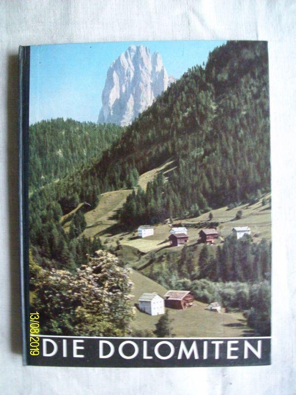 Die Dolomiten - Bildwerk Bildband