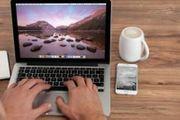 Bürotätigkeit mit PC als Heimarbeit