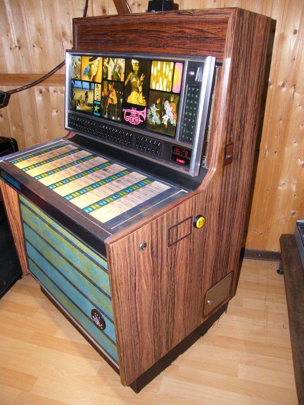 Jukebox Musikbox NSM Prestige 120