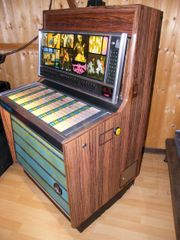 Jukebox Musikbox NSM Prestige 120