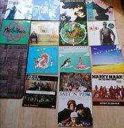 Biete LPs Schallplatten an