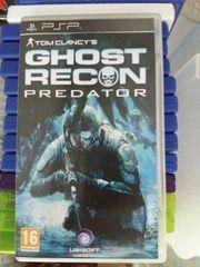 PSP Ghost Predator