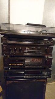 Hifi Stereoanlage von Technics