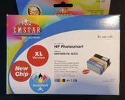 HP Photosmart Farbpatronen orginalverpackt