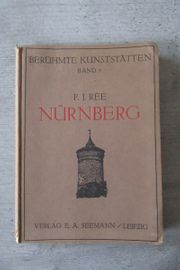 Nürnberg Berühmte Kunststätten Band 5