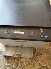 Samsung Laserdrucker CLX-3305 mit Scanner