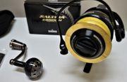 Daiwa Saltiga Z6500H Spinnrolle