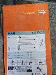 Mungo Man Deckennagel 70 Stück