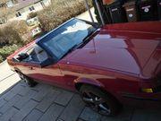 Oldtimer seltener Pontiac Sunbird 1987