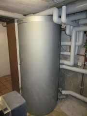 Warmwasserspeicher mit Solaranschluss Vissmann Vitocell