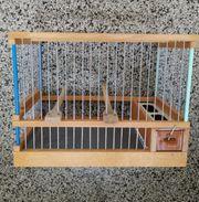 ORIGINALE spanische Gesangskäfig Vogelkäfig Trainingskäfig