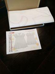 Schnittmuster Sommerkleid 134 Karli