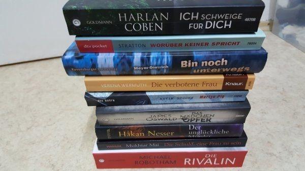 50 Verschiedene Bücher