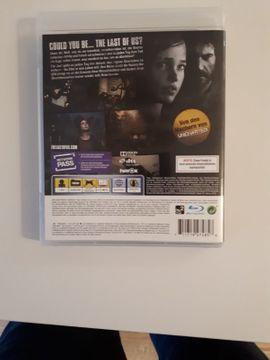 The Last of Us Bluray: Kleinanzeigen aus Leipzig Zentrum - Rubrik PlayStation 3