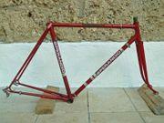Vintage SPERANDIO Italo-Rennrad Stahlrahmen Überaus