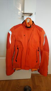 BMW Motorradjacke Tourshell Damen orange