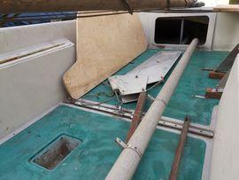 Segeljolle Ixylon zum Wiederaufbau: Kleinanzeigen aus Halle Giebichenstein - Rubrik Segelboote