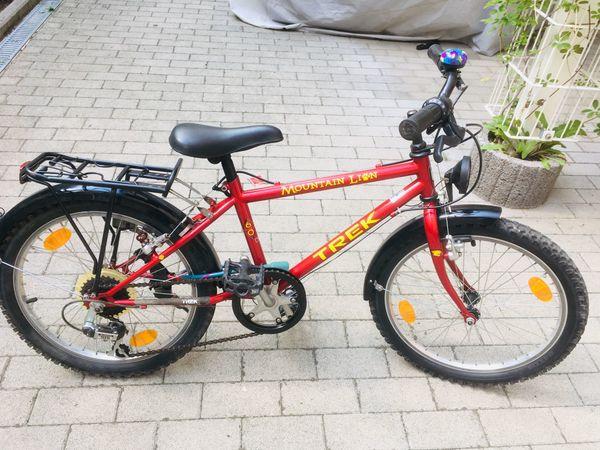 TREK Kinder-Mountainbike