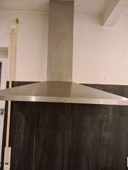 Dunstabzugshaube silber 90cm